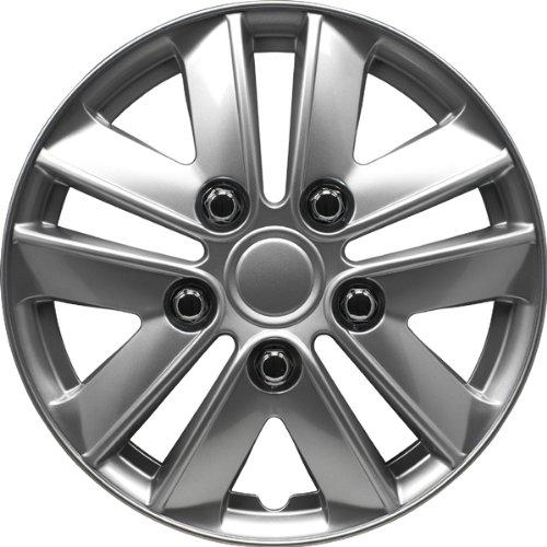 AutoStyle-KT-991-GM-Set-Copricerchio-Kentucky-Col-Canna-di-Fucile-4-pezzi