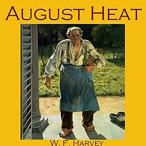 August Heat Audiobook