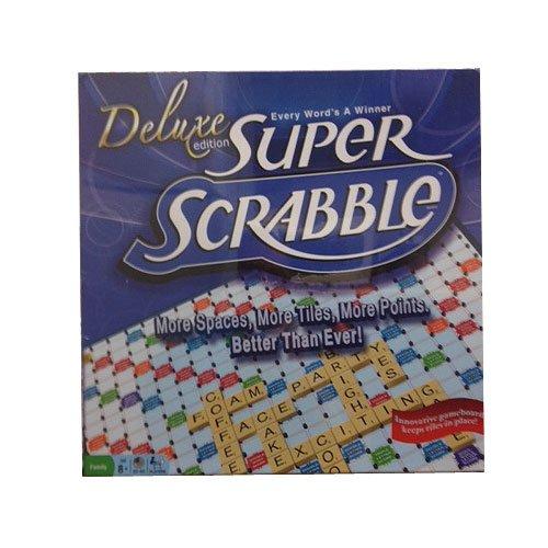 Imagen de Scrabble de Super Deluxe Edition