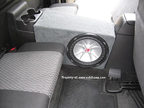 2004-2014 Colorado / Canyon Extended Cab Side Fire Subwoofer Box (Truck Speakers In Door compare prices)