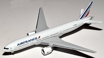 Maquette AIR FRANCE BOEING 777-200 au 1/500 en Métal F-GSPZ