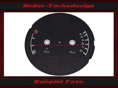 Tachoscheibe Öl Druck Anzeige Porsche 911 964 993 andere Symbole - 1