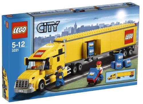 LEGO City 3221 - LEGO LKW