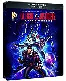 Les Aventures de la Ligue des justiciers - Dieux et monstres [Combo Blu-ray + DVD - Édition boîtier métal]