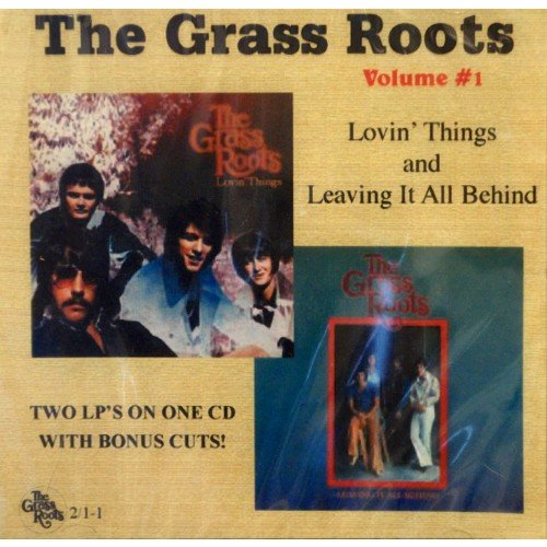 Grass Roots - Lovin Things / Leaving It All