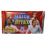 Match Attax Trading Card Game England 2010