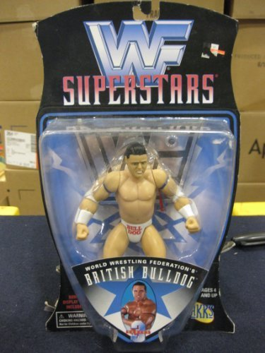 WWF Superstars Series 3 - British Bulldog