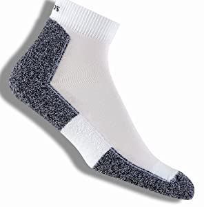 Thorlos Lite Mini Crew Running Socks - SS16 - 5.5-7.5