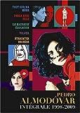 echange, troc Coffret Pedro Almodovar 5 DVD : Tout sur ma mère, Parle avec elle, La mauvaise éduction, Volver, Etreintes brisées
