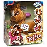 Giochi Preziosi - Emotion Pets - 2230 - Peluches et Animaux interactifs - Mon poney Toffee