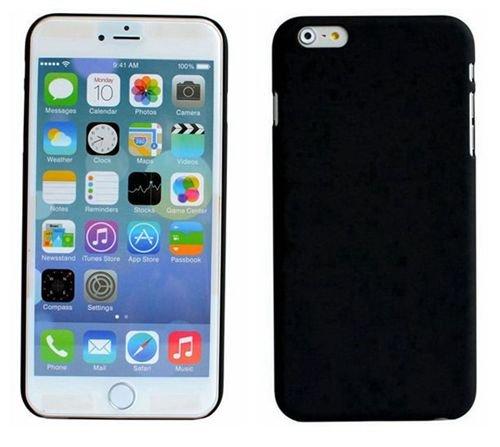 inShang Etui Dur pour Apple 5.5″ IPhone 6 PLUS Coque housse , ETUI de l'iPhone 6 Plus (noir)