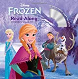 img - for Frozen Read-Along Storybook and CD book / textbook / text book