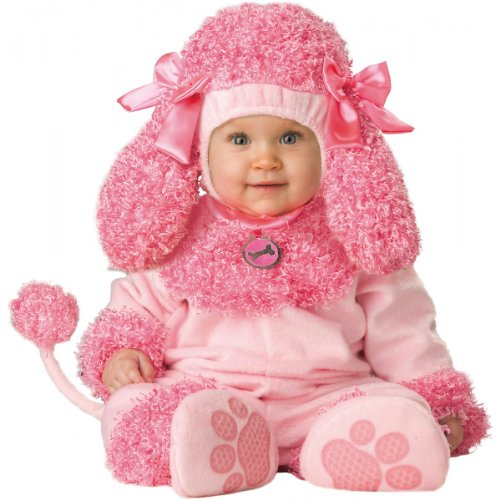 Precious Poodle Costume - Infant Large