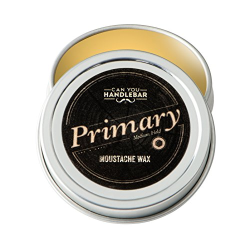 CanYouHandlebar All-Natural Primary Moustache Wax