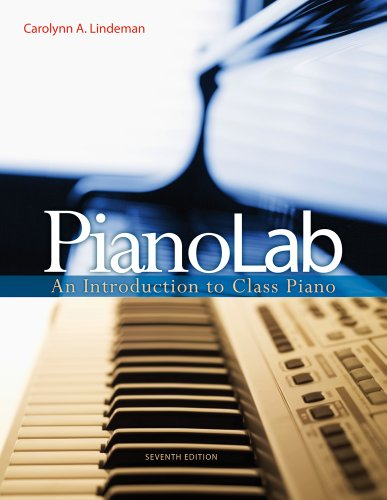 PianoLab: An Introduction to Class Piano (with Premium...