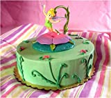 Disney Tinkerbell Personlized Birthday Cake