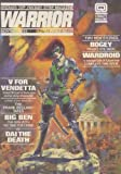 img - for WARRIOR #22 (September, 1984) book / textbook / text book