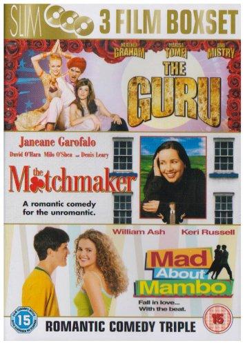 Guru / Matchmaker / Mad About Mambo [3 DVDs] [UK Import]