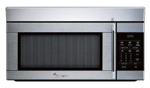 Magic Chef Over The Range 1 6 Cf Microwave Mco165s Great