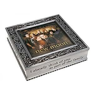 Neca - Boite à Bijoux Twilight - Cullen Family - 0635582223280