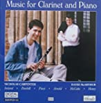 Music for Clarinet and Piano: Ireland...
