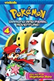 Pokémon Diamond and Pearl Adventure!, Vol. 4 thumbnail