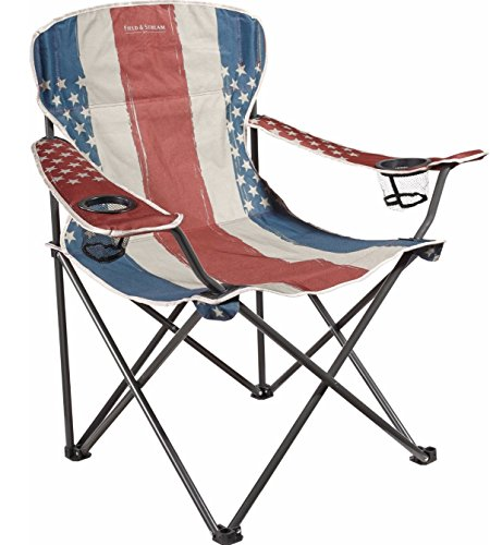 stars-stripes-folding-chair-with-2-beverage-holders-and-mesh-bag-storage