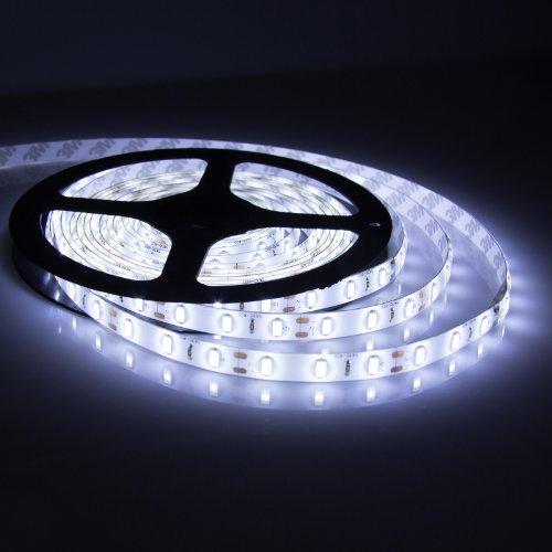 Lemonbest® 5M 5Meter 16.4Feet Roll Super Bright Waterproof Smd 5630 300 Leds Flexible Cool White Led Lighting Strip front-697339