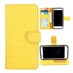 For Nokia Lumia 530 Dual SIM - DooDa Quality PU Leather Flip Wallet Case Cover With Magnetic Closure, Card & Cash Pockets