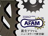 アファム Rスプロケット 15604-41 アルミ 525-41