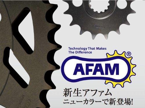 AFAM(アファム) リアスプロケット ハードアルマイト 11304-43