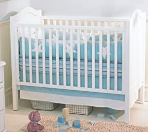Serena and lily 3 pc crib bedding set for Serena and lily baby girl bedding