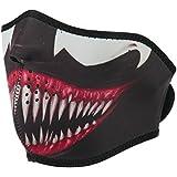 Neoprene Half Face Mask - Toxic