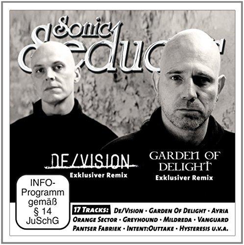 Sonic Seducer 06-2016 mit Lord Of The Lost Titelstory + CD mit exklusiven Remixen zu den Alben 13 von De/Vision und Lux Aeterna von Garden Of Delight + 16 weitere Tracks, Bands: Garbage, Mesh u.v.m. by De/Vision