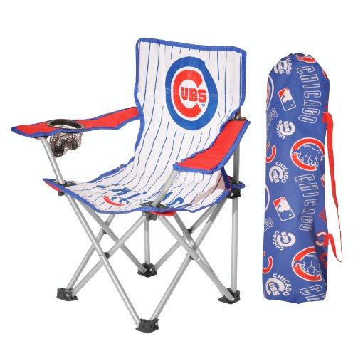 Mlb Chicago Cubs Toddler Camp Chair