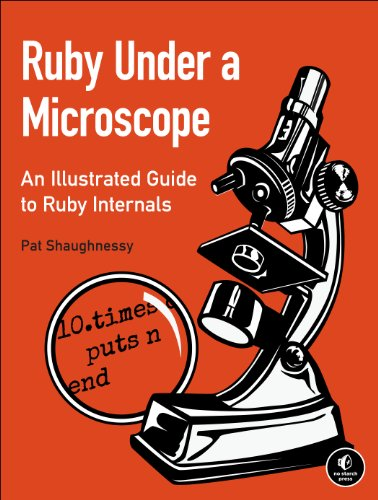 Ruby Under a Microscope: An Illustrated Guide to Ruby Internals by Pat Shaughnessy
