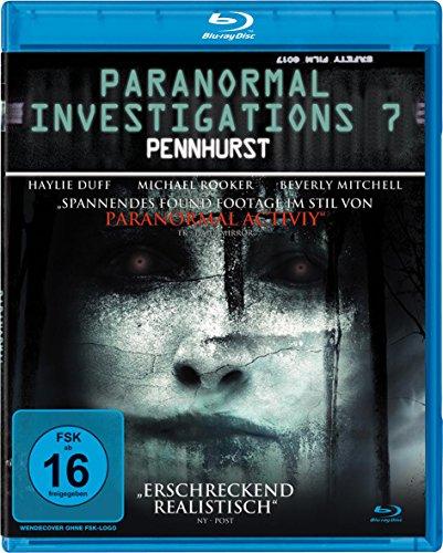 Paranormal Investigations 7 - Pennhurst [Blu-ray]
