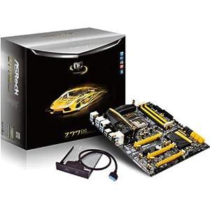 ASRock DDR3 2600 Intel LGA 1155 Motherboards Z77 OC FORMULA