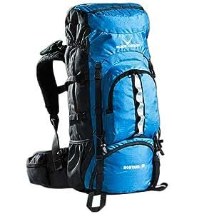 Black Canyon Trekkingrucksack, blau, 50 Liter, BC4210