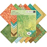 K&Company Susan Winget Nature Designer Paper Pad, 12-by-12-Inch