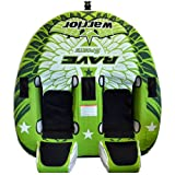 Brand New Rave Sports Rave Warrior 2 Towable - 2-Rider