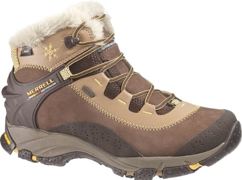Merrell Chameleon Thermo Arc 6 Wtpf Coffee Bean 7 Womens Boots