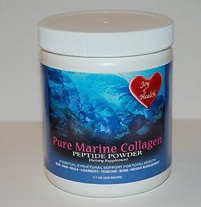 Pure marine hydrolyzed collagen peptide powder for Best fish collagen