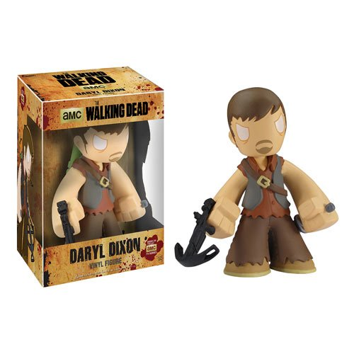 "Funko Walking Dead Daryl 7"" Vinyl Figure"