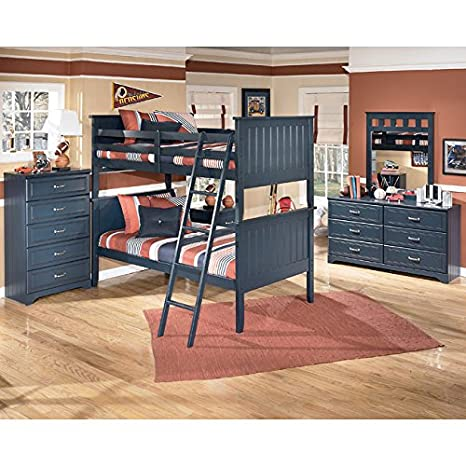 Leo Bunk Bedroom Set