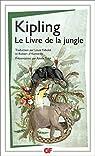 Le livre de la jungle par Kipling