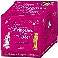 Les plus beaux contes de princesses et de f�es : Coffret