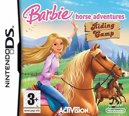 Barbie Horse Adventures: Riding Camp (Nintendo DS) by ACTIVISION