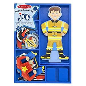 Joey Magnetic Dress-Up Playset
