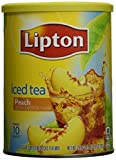 Lipton Instant Tea Mix, Sweetened Peach, 26.8 oz